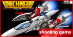 Variable Chaser VALCHASE5 levels of evolution! Original sidescroller shooter!