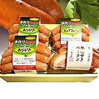 仙台勝山館ソーセージ&ベーコンセット