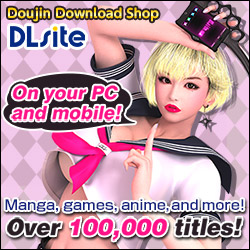An unlimited stash of doujin manga x indie games! DLsite English