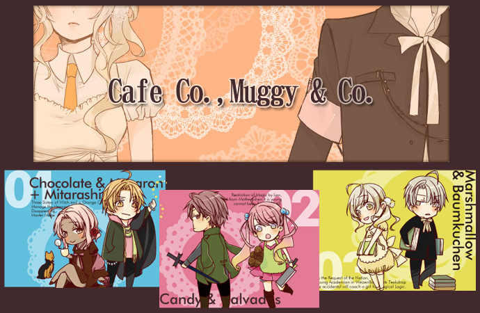 Cafe Co., Muggy & Co.