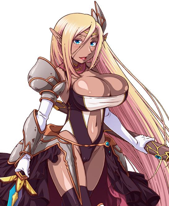 姫騎士エルフ フィオナ