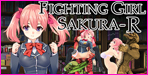 FIGHTING GIRL SAKURA-RA 2D scrolling action game with H-anime.