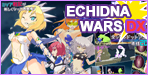 ECHIDNA WARS DXA action game where all scenes are 2D pixel art animated VORE!