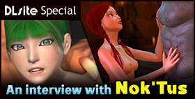 "Interview: Nok'Tus (January 2018) Interview featuring Nok'Tus, creator of ""Stone Sorceress""!!"